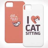 Photo of Kitty Phone Cases