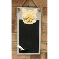 Photo of Wooden Chalkboards