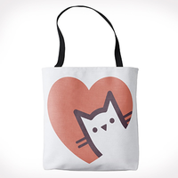 Photo of ❤ Cats Tote Bag